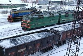 Железнодорожные грузоперевозки спад 2013 г
